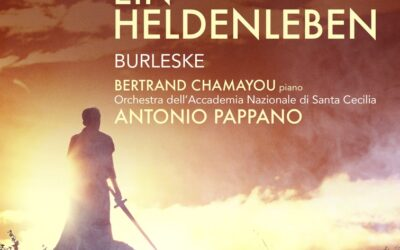 Pappano's Heldenleben coming from Warner Classics on May 14.