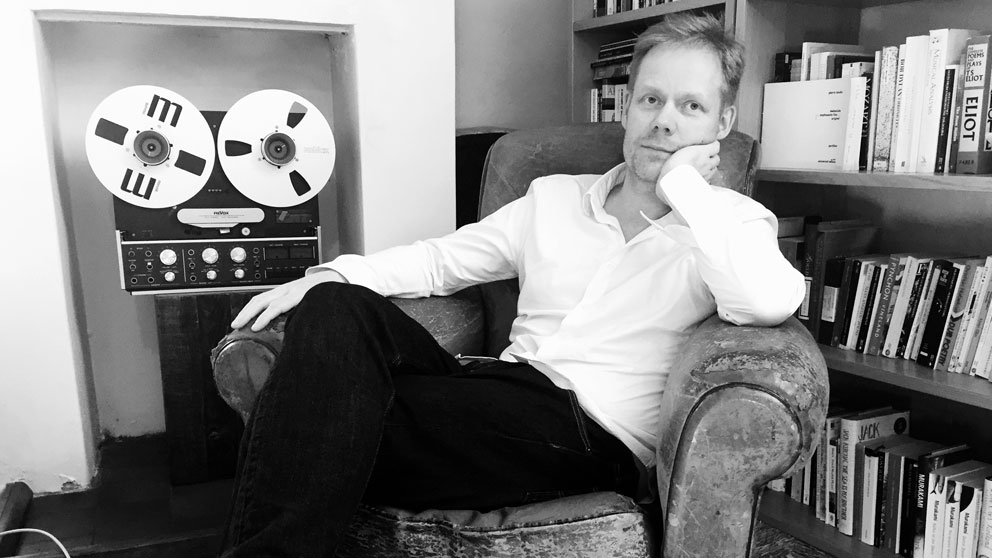Many Happy Returns to composer Max Richter, 55 today.
