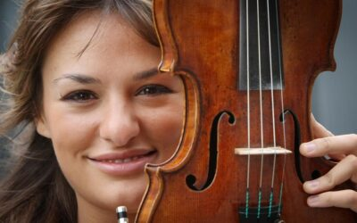 Nicola Benedetti performs the world premiere of Mark Simpson's Violin Concerto with the London Symphony Orchestra: Thursday 22 April 2021, 7.00pm.