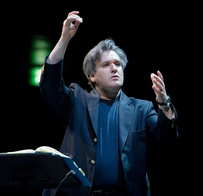 OUT 16 APRIL, SIR ANTONIO PAPPANO'S NEW ALBUM WITH THE LONDON SYMPHONY ORCHESTRA.
