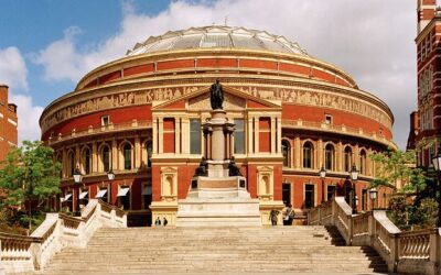 The Royal Albert Hall was first opened 150 years ago today.