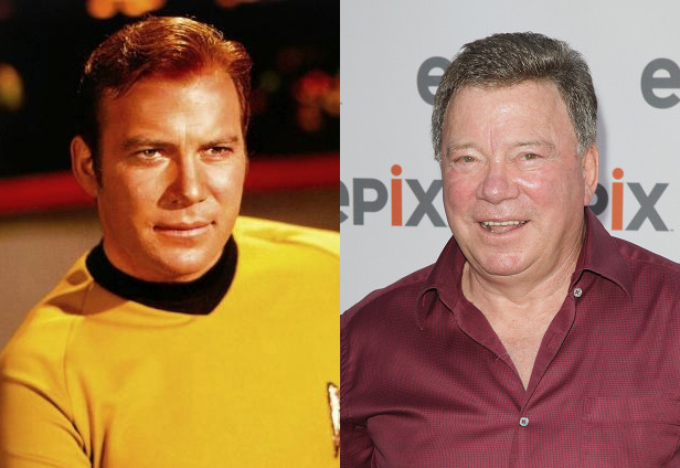 A star treks to 90: many happy returns to William Shatner.