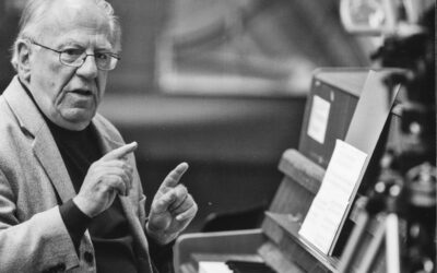 Sad news: Swiss composer Rudolf Kelterborn has died at the age of 89.