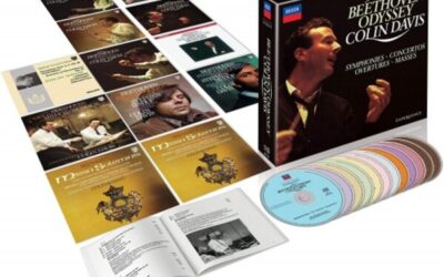 Eloquence releases Colin Davis's Beethoven Odyssey.