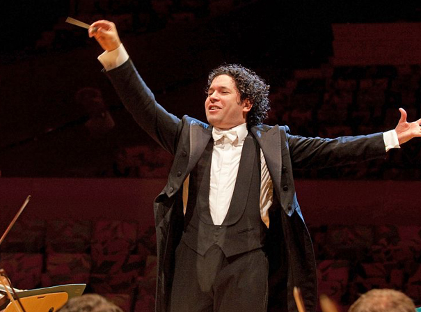 Gustavo Dudamel announced as music director of Opéra national de Paris. He remains in a similar position with the Los Angeles Philharmonic.