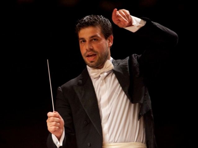 Music Director Jader Bignamini returns to Detroit this May, conducting four DSO concerts and opera-in-concert for Michigan Opera Theatre.