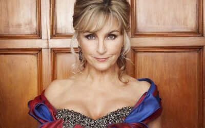 Many Happy Returns to soprano Lesley Garrett, 66 today.