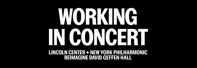 Lincoln Center and New York Philharmonic Accelerate David Geffen Hall Reimagination.