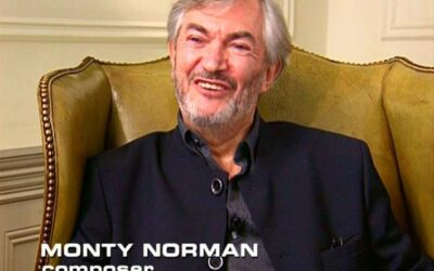 "Many Happy Returns to Monty Norman, composer of ""The James Bond Theme"", 93 today."