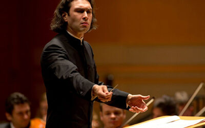 Many Happy Returns to Vladimir Jurowski, 49 today.