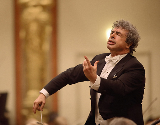 Czech Philharmonic presents first cultural event with a live audience in Czech Republic.