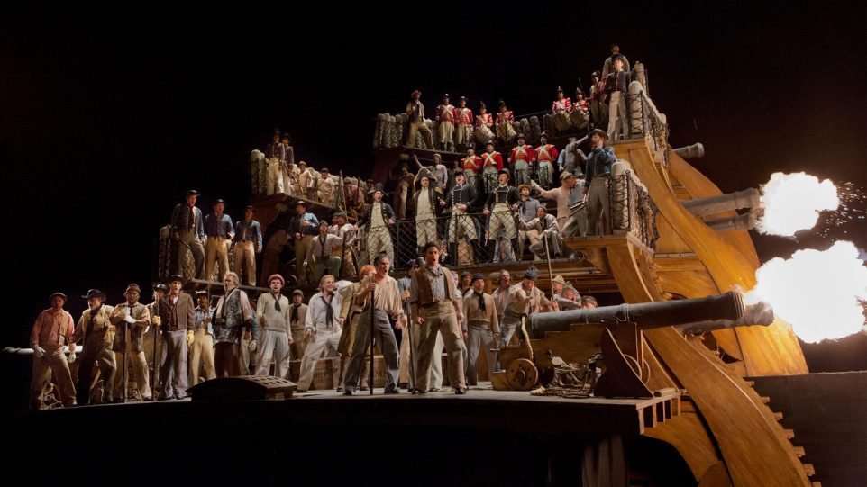 Billy Budd at the Met.