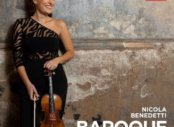 First period album from Nicola Benedetti on Decca Classics is No.1 in the Official Classical Artist Chart & Specialist Classical Chart.