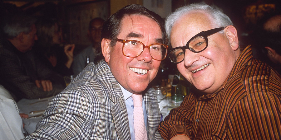 The Two Ronnies: Four Candles.