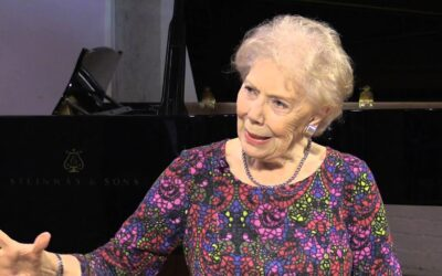 Many Happy Returns to Dame Janet Baker, 88 today.