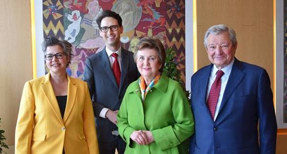 60-Year Anniversary of the Friends of the Salzburg Festival.