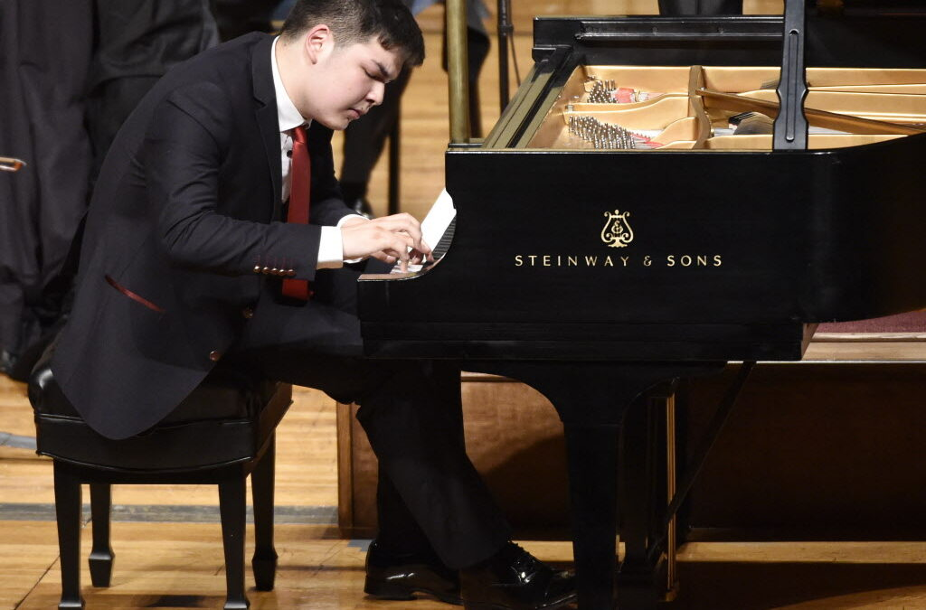 Leeds International Piano Competition Prize Winner EP release.