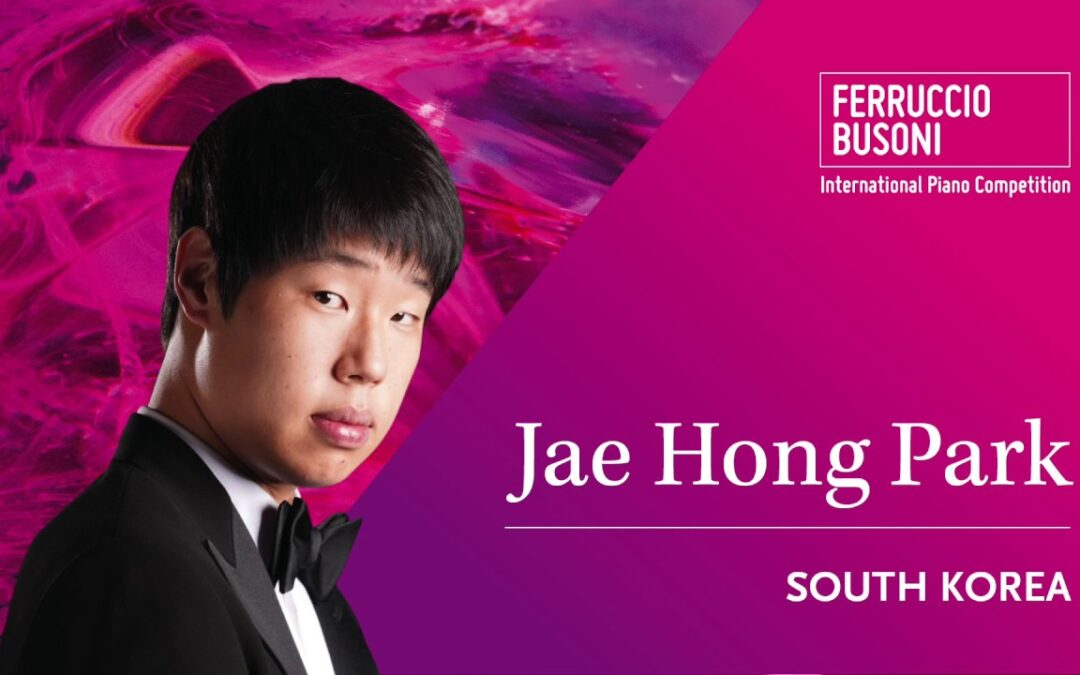 The 22-year-old South Korean Jae Hong Park is the new Busoni Prize winner, Do-Hyun Kim and Lukas Sternath take 2nd and 3rd prize.