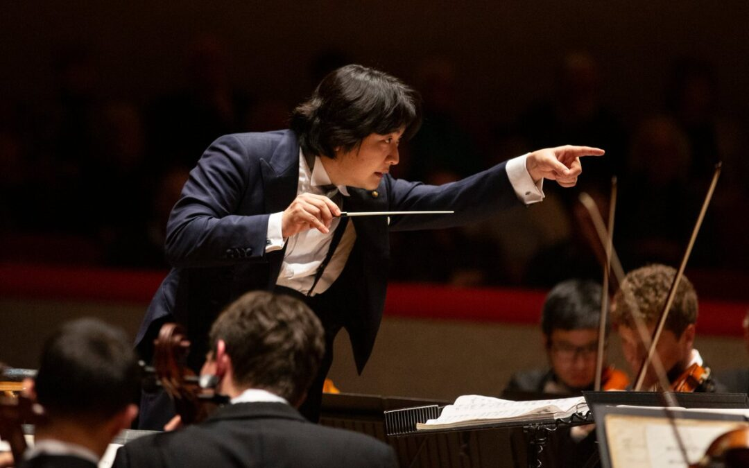 CBSO appoints Kazuki Yamada as Chief Conductor and Artistic Advisor.