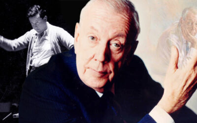 The 16th Malcolm Arnold Festival – 'Malcolm's 100th' – live-streamed and FREE-to-view, 16-17 October 2021.