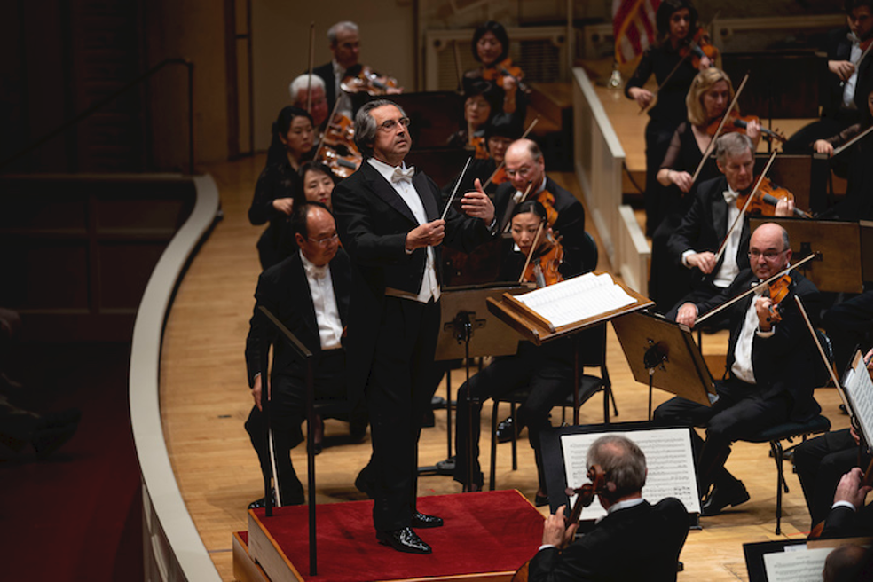 Muti extends contract with Chicago Symphony through 2022-23.