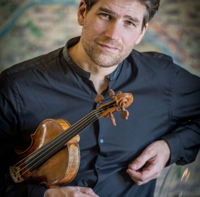 25th George Enescu Festival – East-West Chamber Orchestra – Rostislav Krimer conducts Mozart's Symphony No.29, Weinberg's Chamber Symphony No.2 and Tchaikovsky's Serenade for Strings, Nicolas Dautricourt plays Frédéric Chaslin's arrangement of Enescu's Violin Sonata No.3 [live webcast]