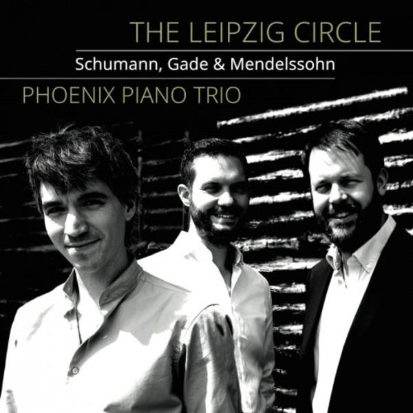 The Leipzig Circle – Schumann, Gade, Mendelssohn – Phoenix Piano Trio [Stone Records]
