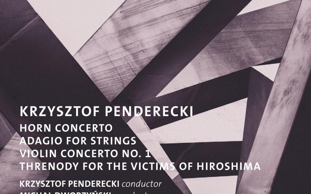 London Philharmonic Orchestra – Penderecki [LPO own label]