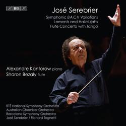 Music by José Serebrier [BIS]