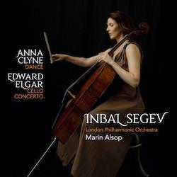 Inbal Segev records Anna Clyne & Edward Elgar – Marin Alsop conducts the LPO [Avie]