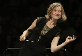 Dortmund: Mirga Gražinytė-Tyla conducts the Konzerthausorchester Berlin in Raminta Šerkšnytė's De Profundis & Beethoven's Fourth Symphony; Kian Soltani plays Haydn's C-major Cello Concerto [live webcast]
