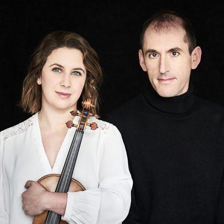 Wigmore Hall – Chloë Hanslip & Danny Driver play Beethoven & Franck [Wigmore livestream]