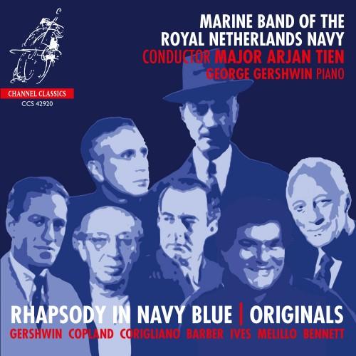 Rhapsody in Navy Blue [Channel Classics]