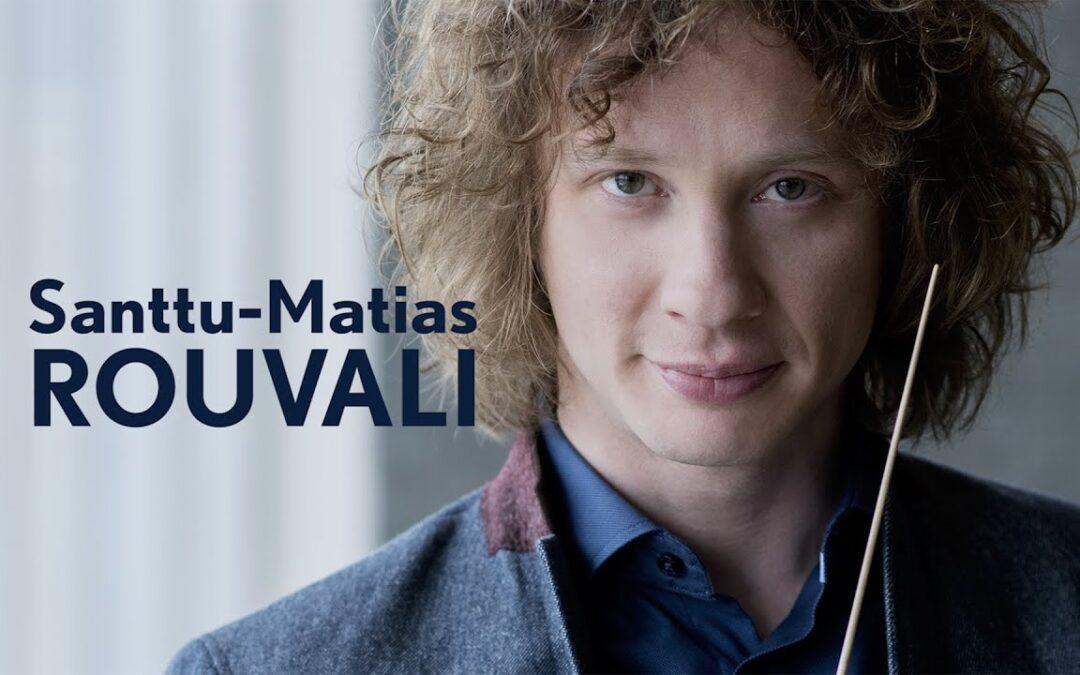 Orchestre Philharmonique de Radio France – Santtu-Matias Rouvali conducts Sibelius, Dessner and Tchaikovsky [live webcast]