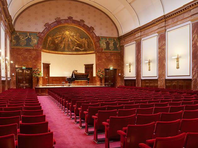 Wigmore Hall January free live-streams.
