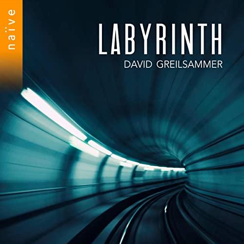 David Greilsammer records Labyrinth for Naïve.