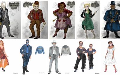 "April 15: Atlanta Opera's live spring season opens with ""The Threepenny Carmen""."