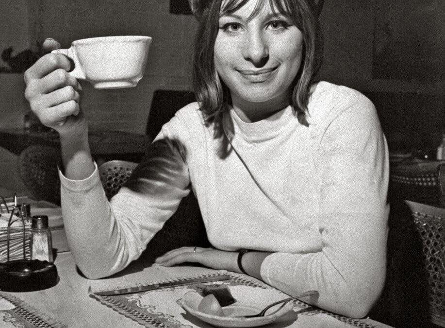 Many Happy Returns to Barbra Streisand, 79 today.