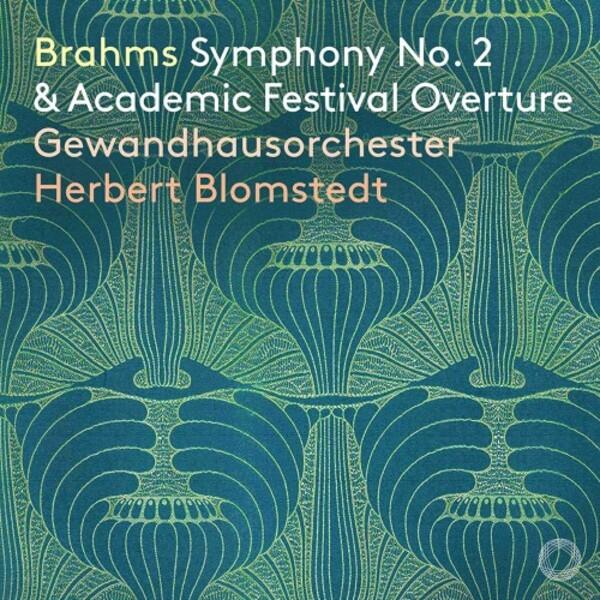 RELEASED TODAY, April 23: Herbert Blomstedt records Brahms 2 & Academic Festival in Leipzig for Pentatone.
