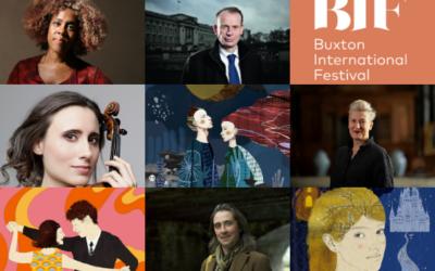 Buxton International Festival 2021, 8-25 July.
