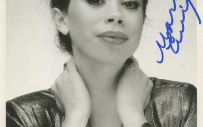 Many Happy Returns to soprano/mezzo Maria Ewing, 71 today.