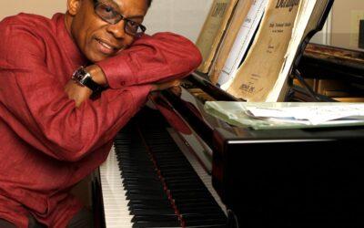 Many Happy Returns to jazz pianist Herbie Hancock, 81 today.