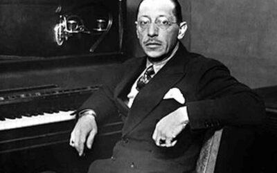 Boosey & Hawkes: Stravinsky 50th anniversary.