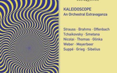 Charles Mackerras on Eloquence – Kaleidoscope: An Orchestral Extravaganza, plus Rameau & Gluck.