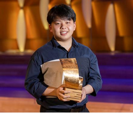 BBC Young Musician 2020 Winner.