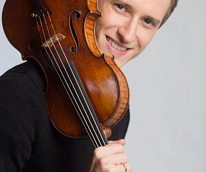 Tonhalle-Orchester Zürich – Josef Špaček plays Dvořák's Violin Concerto, Jakub Hrůša conducts Suk's Pohádka Suite [live webcast]