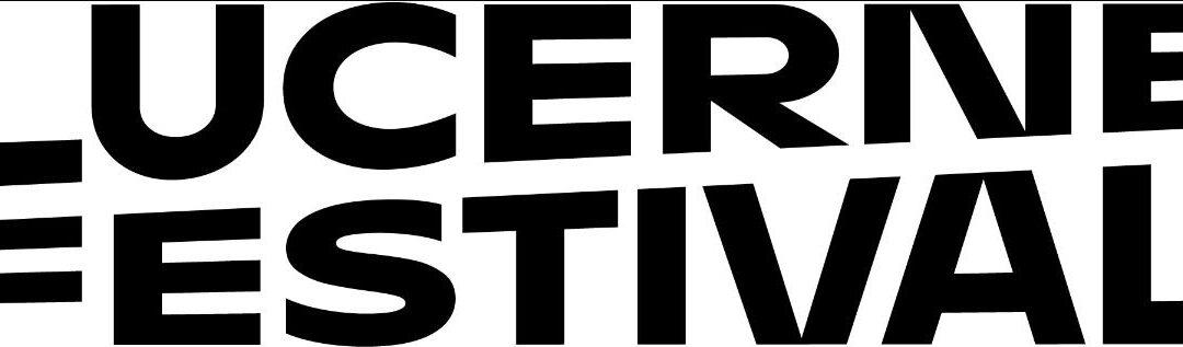 Lucerne Festival NEW FUTURE.