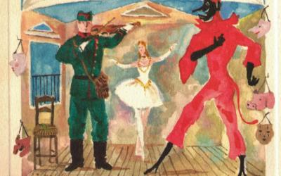 Hallé online – Stravinsky's The Soldier's Tale, Mark Elder conducts, Annabel Arden directs.