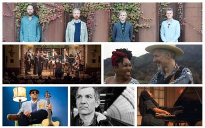 Caramoor's Fall-Spring season in Music Room, Oct 1-May 22.
