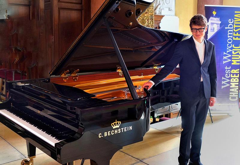 BBC Proms 2021 – Pavel Kolesnikov plays Johann Sebastian Bach's Goldberg Variations, BWV988.
